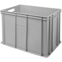 Pojemnik skrzynka plastikowa pełna K-410