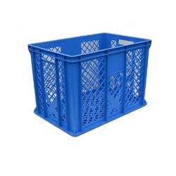 Pojemnik skrzynka plastikowa 410 NIEBIESKA AZART