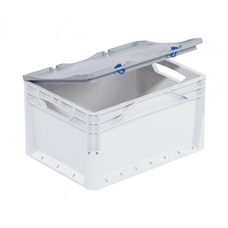 Pokrywa plastikowa na zawiasach B/L i B/LW 400x300