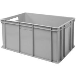 Pojemnik skrzynka plastikowa pełna K-300