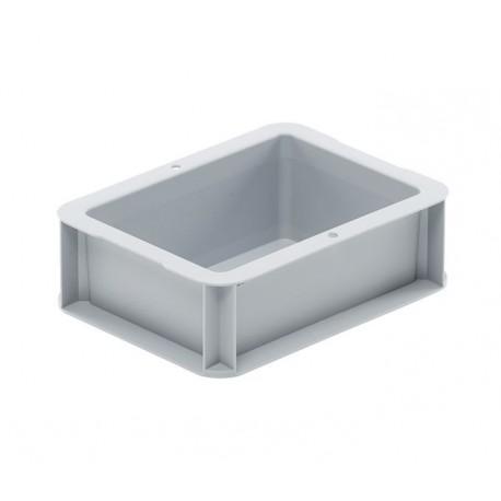 Pojemnik skrzynka plastikowa pełna B/LY 200x150x70
