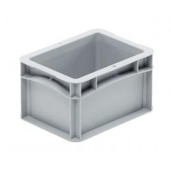 Pojemnik skrzynka plastikowa pełna B/LY 200x150x120