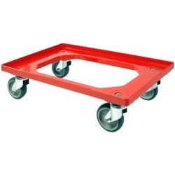 Wózek transportowy na skrzynki ABS